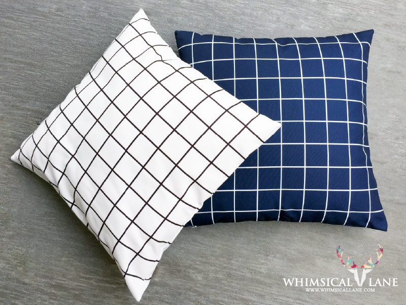 Checkers Pillows Cover Group