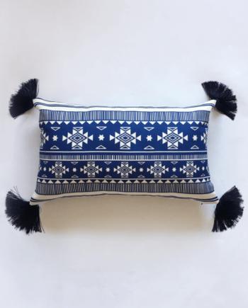 bohemian pillow